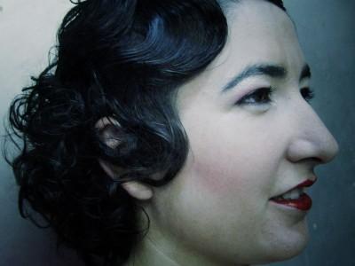 032 peluquería chica